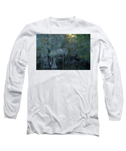 Caddo Lake #2 Long Sleeve T-Shirt