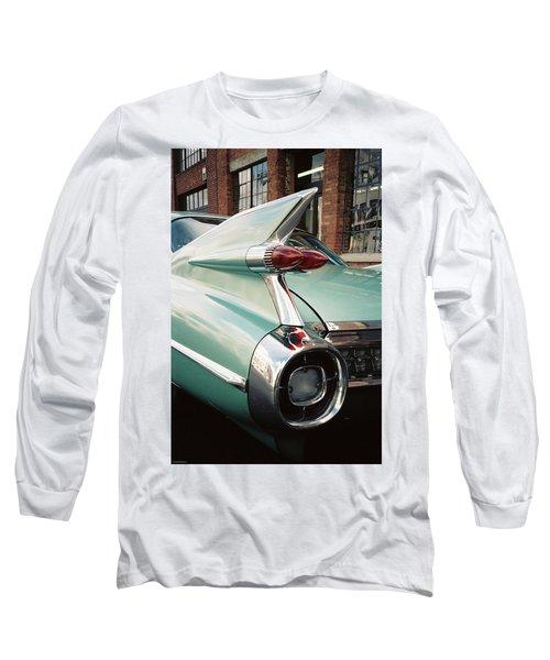 Cadillac Fins Long Sleeve T-Shirt