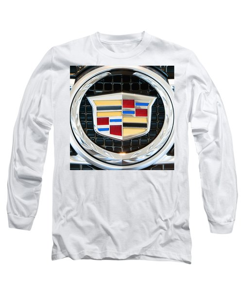 Cadillac Quality Long Sleeve T-Shirt