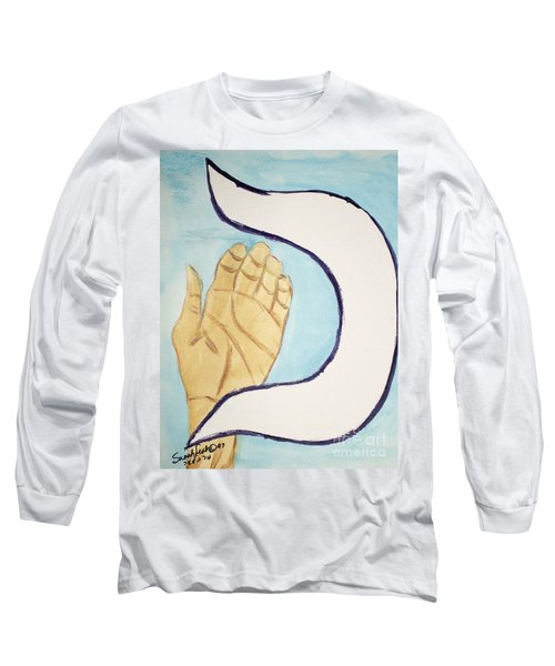 Caf Palm Long Sleeve T-Shirt
