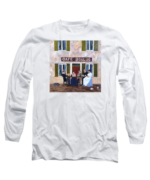 Cafe Boulud Long Sleeve T-Shirt