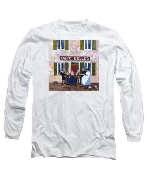 Cafe Boulud Long Sleeve T-Shirt