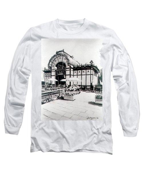 Cafe De Carl Long Sleeve T-Shirt