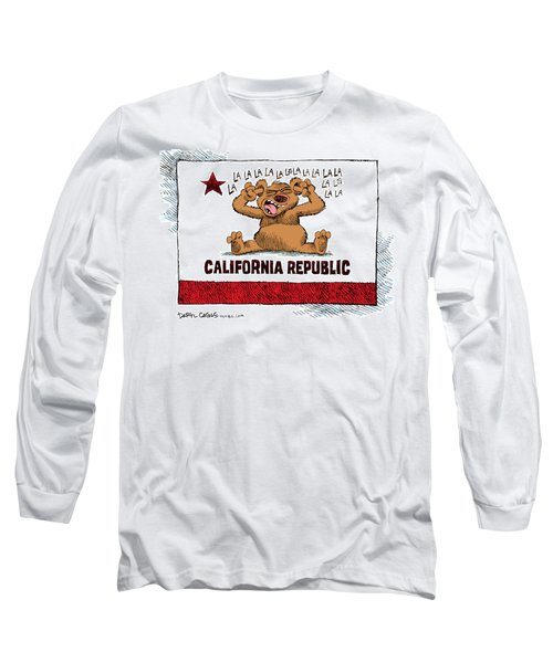 California Budget La La La Long Sleeve T-Shirt