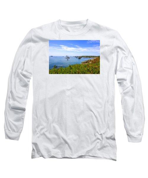 California Coastal Summer Long Sleeve T-Shirt