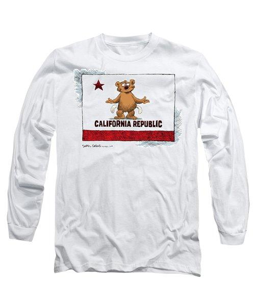 California Empty Pockets Long Sleeve T-Shirt