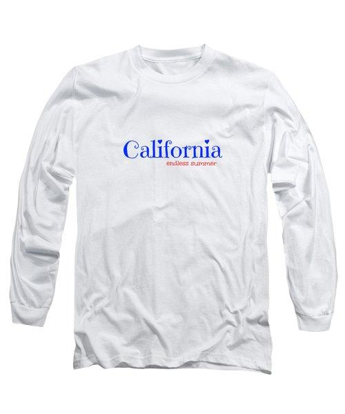 California Endless Summer Long Sleeve T-Shirt