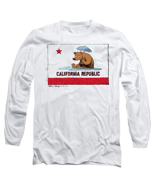 California Rain Long Sleeve T-Shirt