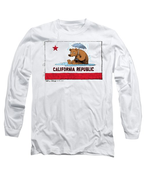 California Rain Long Sleeve T-Shirt