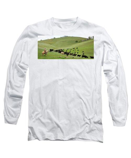 California Ranching Long Sleeve T-Shirt