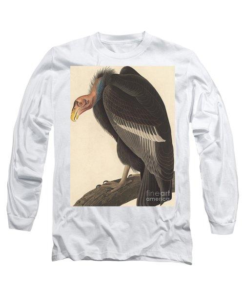Californian Vulture Long Sleeve T-Shirt