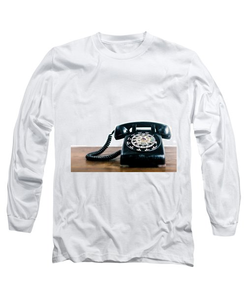 Call Me Let's Do Work. Long Sleeve T-Shirt
