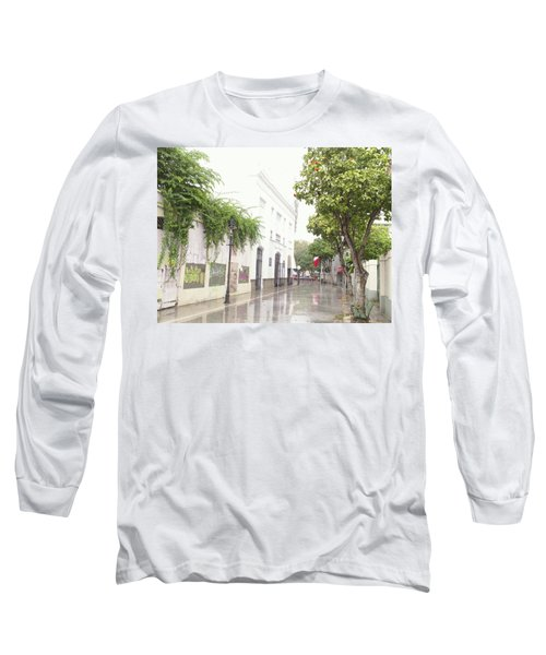 Callejon Amor, Ponce, Puerto Rico Long Sleeve T-Shirt
