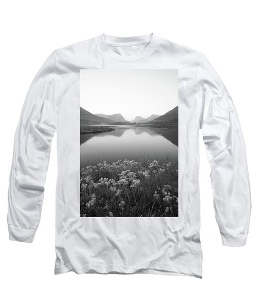 Long Sleeve T-Shirt featuring the photograph Calm Morning  by Dustin LeFevre