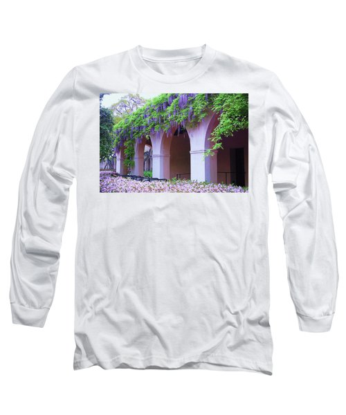 Caltech Wisteria Long Sleeve T-Shirt