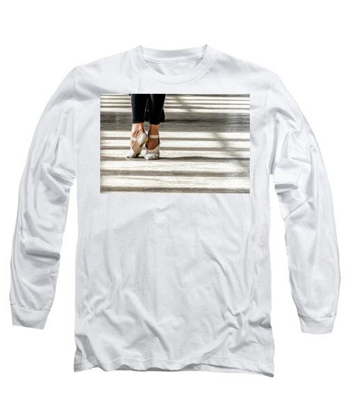 Camaguey Ballet 2 Long Sleeve T-Shirt