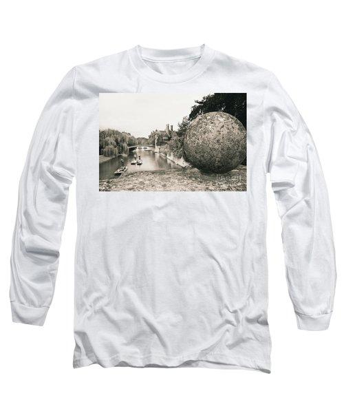 Cambridge Punting  Long Sleeve T-Shirt