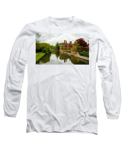 Cambridge Serenity Long Sleeve T-Shirt