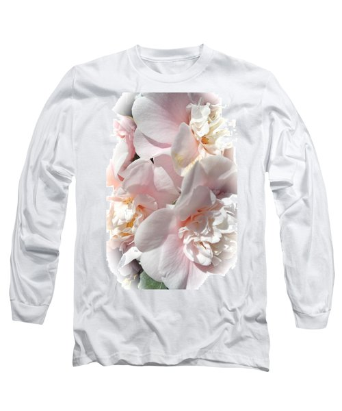 Camellias Softly Long Sleeve T-Shirt