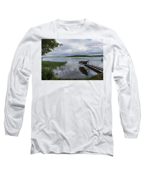 Camelot Island From Wilderness Point Long Sleeve T-Shirt