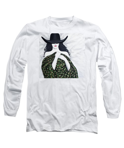 Camo Long Sleeve T-Shirt