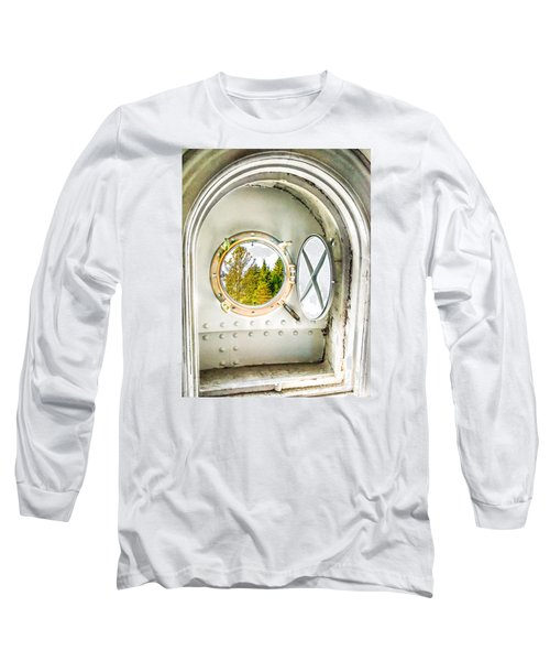 Cana View Long Sleeve T-Shirt by Jim Rossol