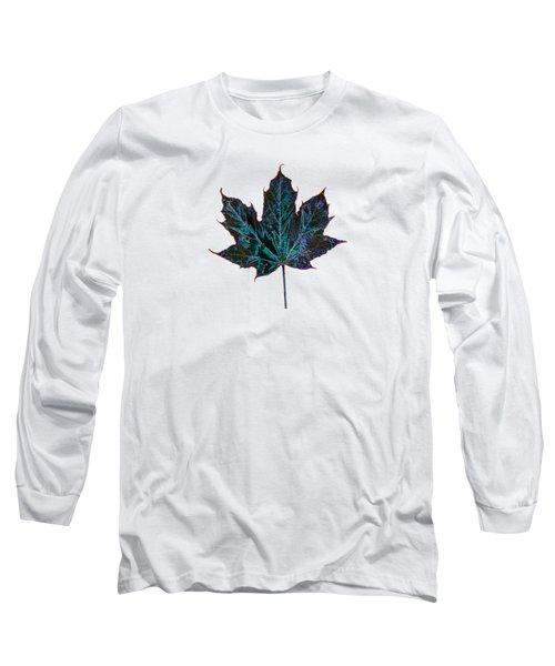 Canadian Diversity Maple Leaf Long Sleeve T-Shirt
