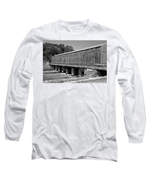 Canal Headgates Long Sleeve T-Shirt by Kay Lovingood
