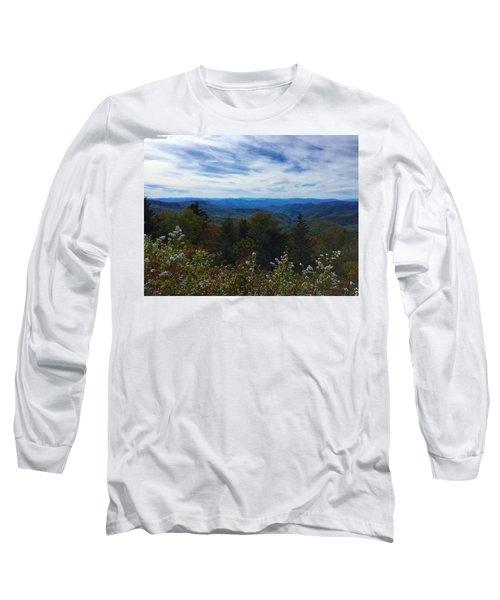 Caney Fork Overlook Long Sleeve T-Shirt