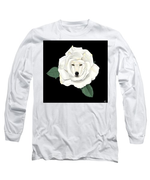 Canis Rosa Long Sleeve T-Shirt