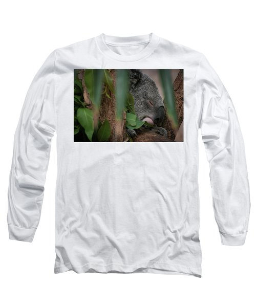 Canopy Nap Long Sleeve T-Shirt
