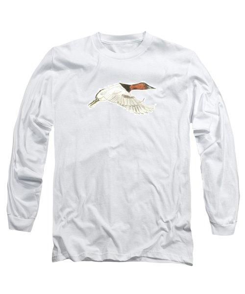 Canvasback Long Sleeve T-Shirt