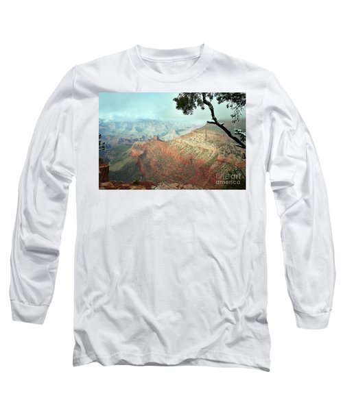 Canyon Captivation Long Sleeve T-Shirt