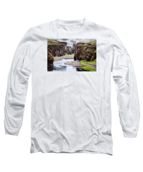 Canyon Vista Long Sleeve T-Shirt by William Beuther