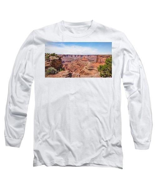 Canyonlands Near Moab Long Sleeve T-Shirt