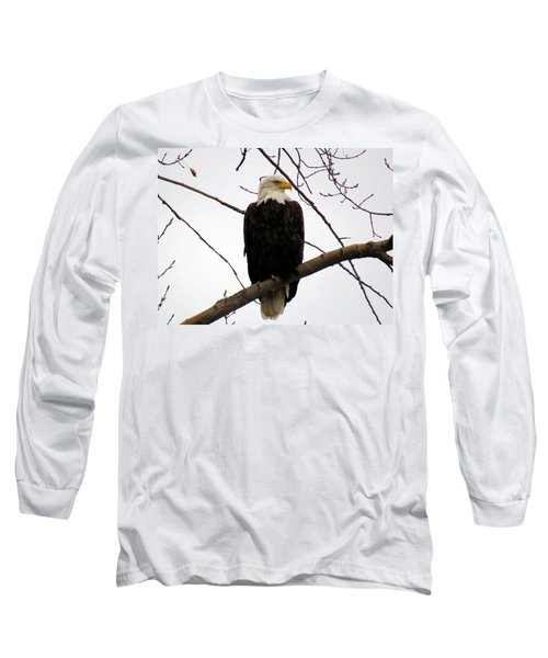Cape Eagle Long Sleeve T-Shirt