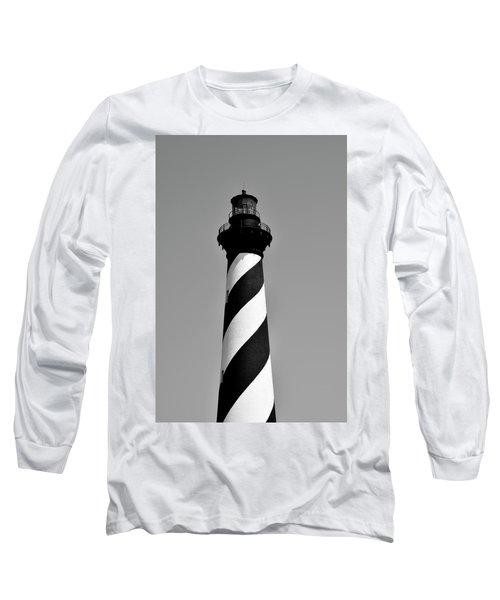 Cape Hatteras Island Light Long Sleeve T-Shirt