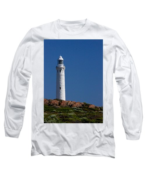 Cape Leeuwin Light House Long Sleeve T-Shirt