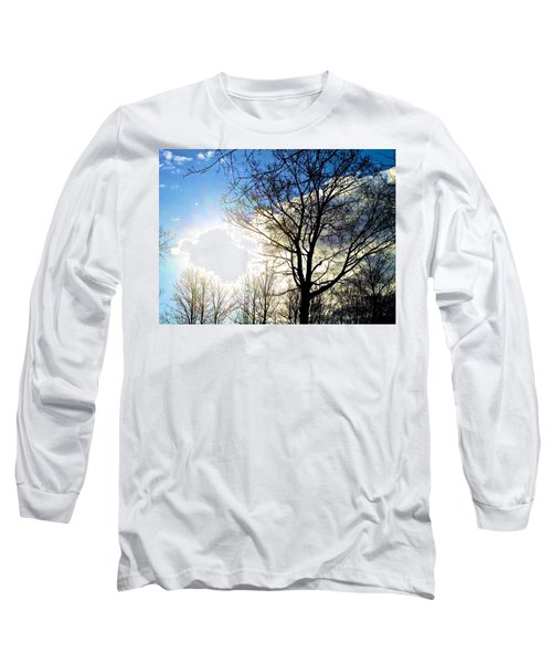 Capturing The Morning Sun Long Sleeve T-Shirt