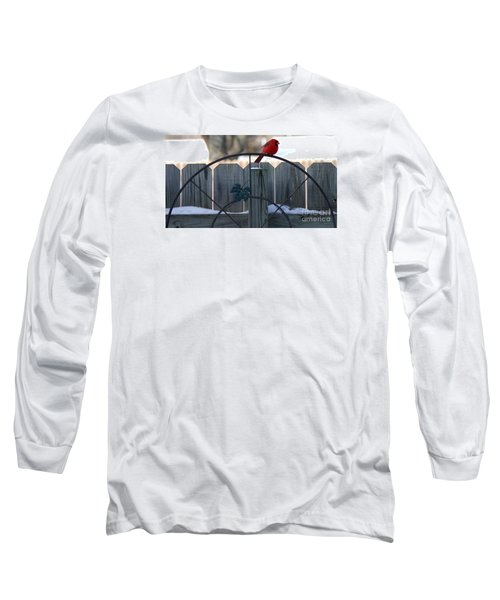 Cardinal 3 Long Sleeve T-Shirt