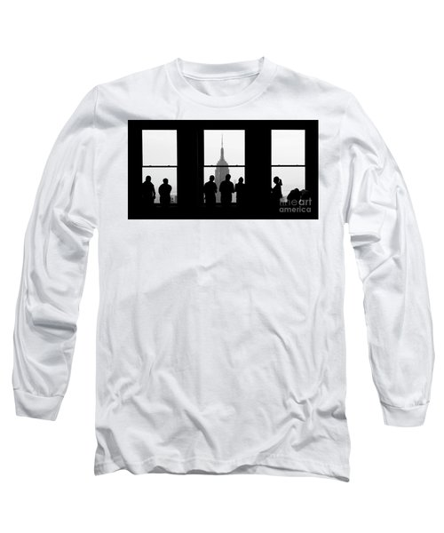 Careful Observation Long Sleeve T-Shirt