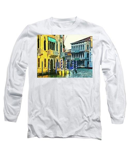 Ca'rezzonico Museum Long Sleeve T-Shirt