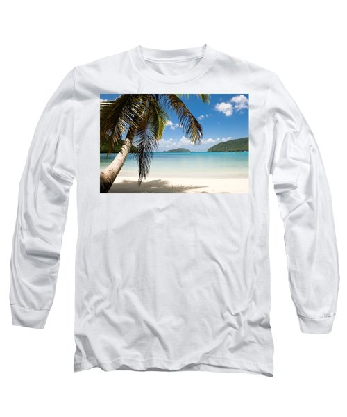 Caribbean Afternoon Long Sleeve T-Shirt