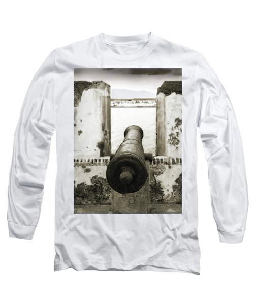 Caribbean Cannon Long Sleeve T-Shirt