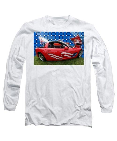 Carmerica II Long Sleeve T-Shirt