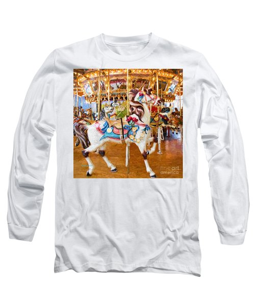 Carousel Dreams II Long Sleeve T-Shirt