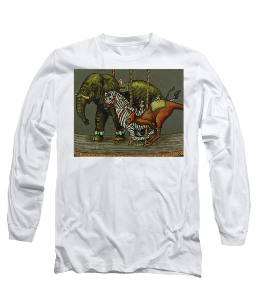 Carousel Kids 6 Long Sleeve T-Shirt