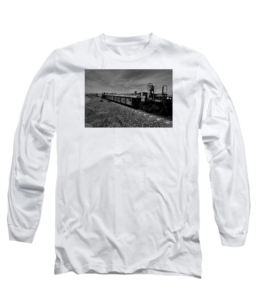 Cars Waiting To Go Long Sleeve T-Shirt