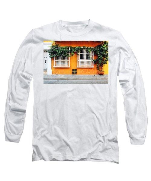 Cartagena Street Long Sleeve T-Shirt