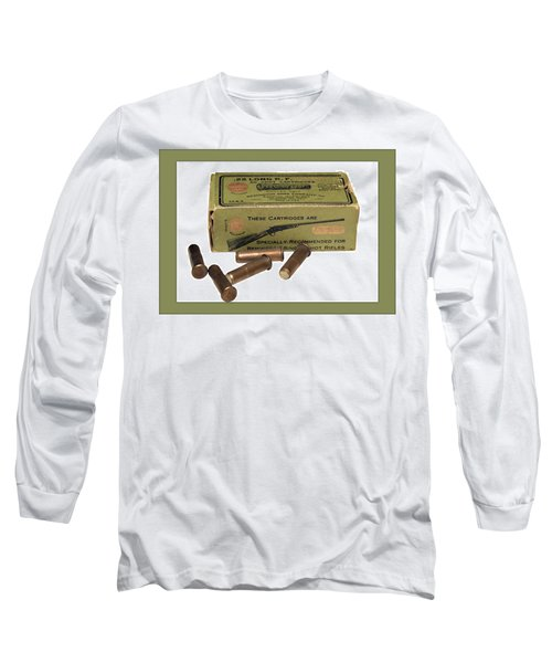 Cartridges For Rifle Long Sleeve T-Shirt